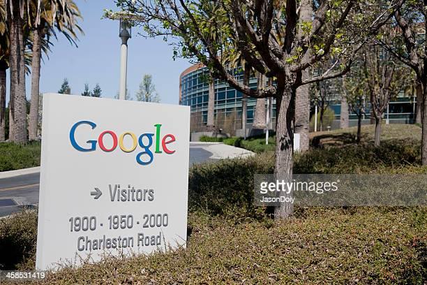 sede do google - sede principal - fotografias e filmes do acervo
