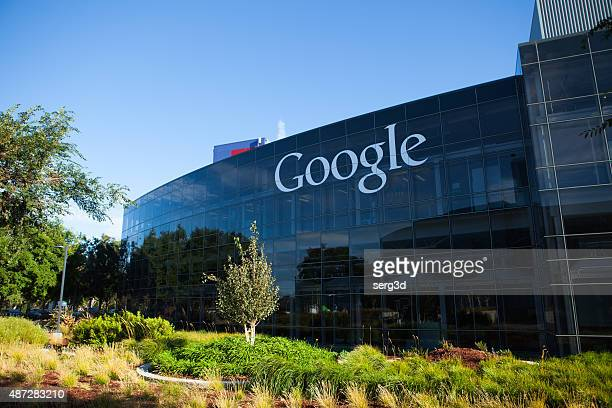google headquarters - google stock photos and pictures