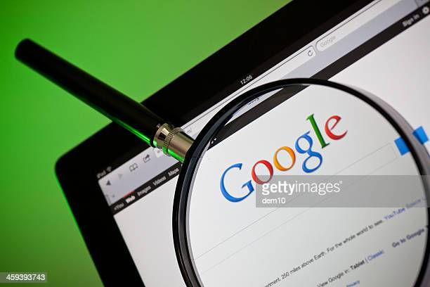 google internet search website - google stock photos and pictures