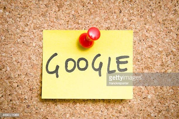 google キーワードにポスト・イット - google ストックフォトと画像