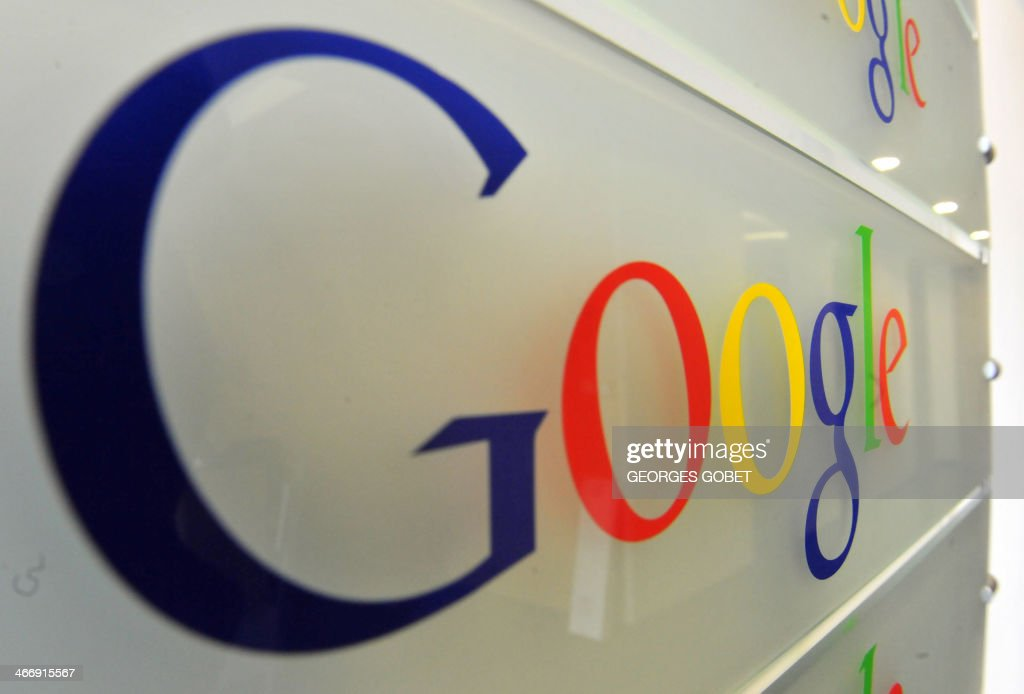 BELGIUM-EU-INTERNET-ANTITRUST-BUSINESS-GOOGLE : News Photo