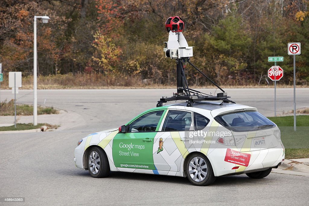Google Maps Street View Car High Res Stock Photo Getty Images