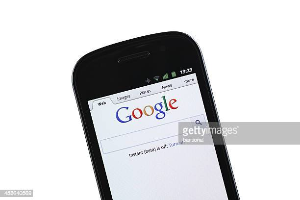 Google mobile Website