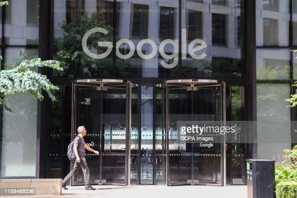 Google office in London UK