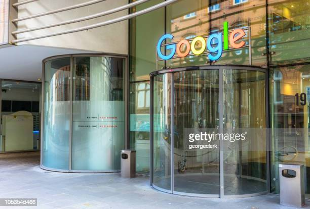 google office - google brand name stock pictures, royalty-free photos & images