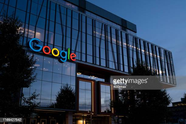google - headquarters stock pictures, royalty-free photos & images