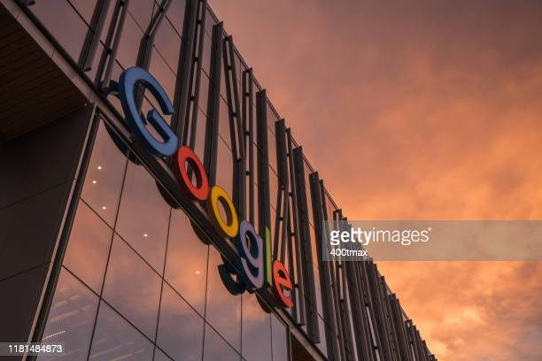 google - big tech stock pictures, royalty-free photos & images