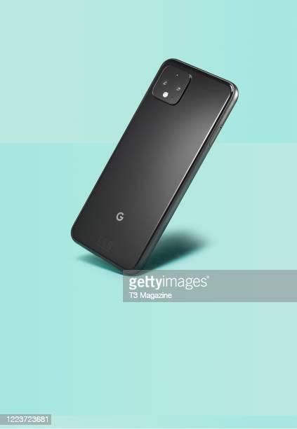 A Google Pixel 4 smartphone taken on November 4 2019