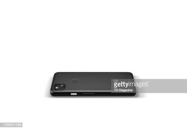Google Pixel 4a smartphone, taken on August 11, 2020.