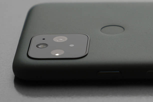 JPN: Google Pixel5Flagship 5G model Smartphone