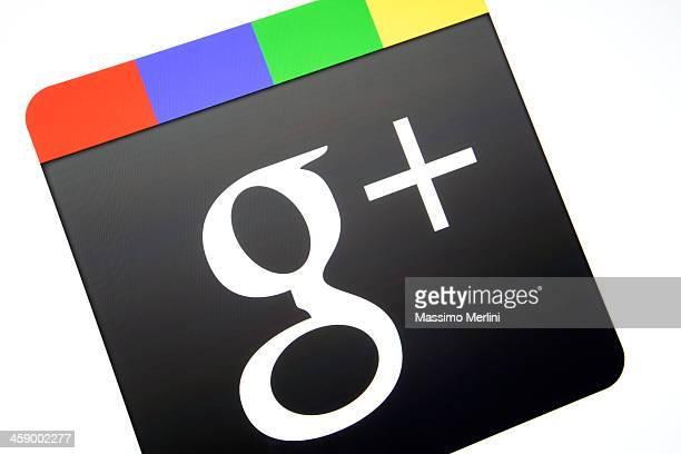 google plus logo - community logo stock pictures, royalty-free photos & images