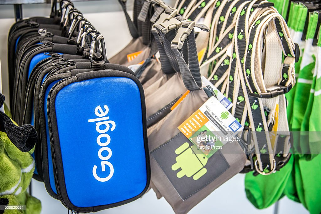 Google Visitor Center 'BETA' expands merchandise ahead of permanent