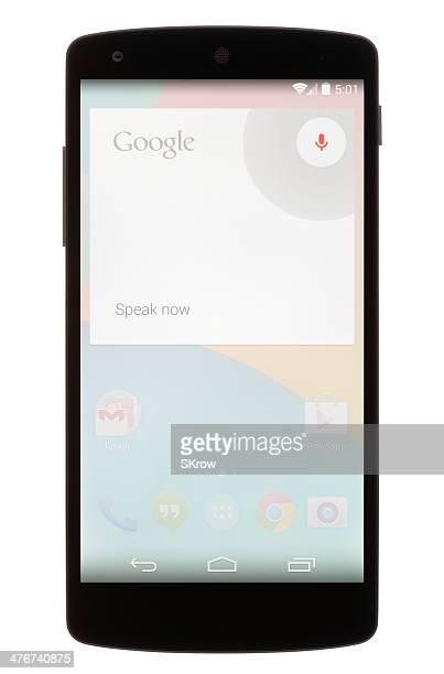 Google 音声コマンド