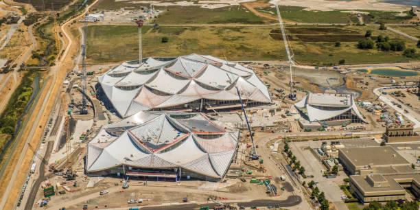 Google's futuristic new Mountain View 'dome'