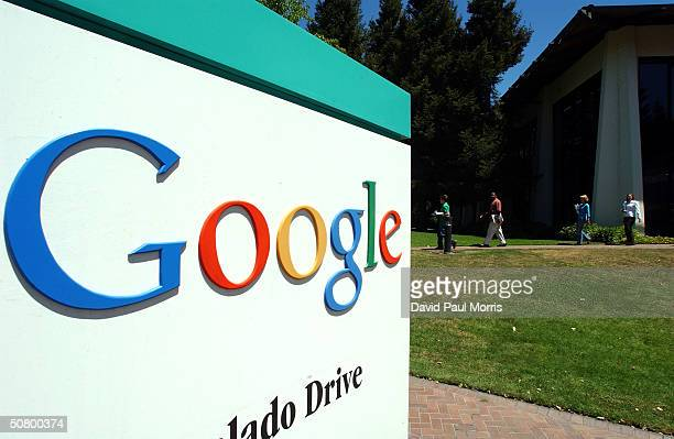 Google's headquarters in Mountain View California is shown in this photo May 4 2004 Google Inc the world's No 1 Web search provider filed with US...