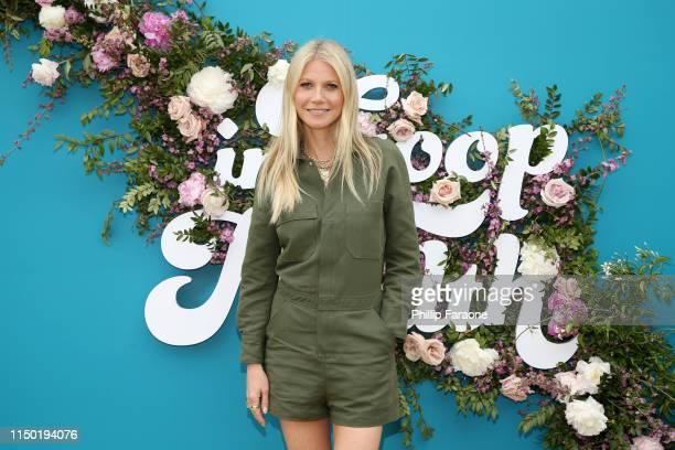 Goop CEO Gwyneth Paltrow attends In goop Health Summit Los Angeles 2019 at Rolling Greens Nursery on May 18, 2019 in Los Angeles, California.