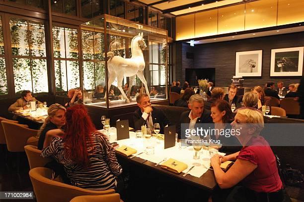 Goose Bumps Service Für Den Guten Zweck Die Grey Goose Tribute DinnerParty Zugunsten Der Elton_John Aids Foundation Im Ma In Berlin Am 030908