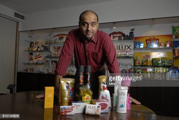 Gopal Vittal Executive Director for home and personal care at Hindustan Unilever Limited photographed in Mumbai