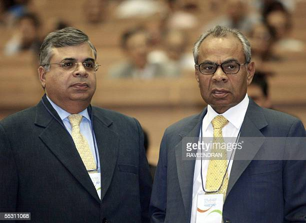 Gopichand Hinduja and Srichand Hinduja two Britishbased industrialist brothers who were involved in the 14 million USD arms scandal involving Swedish...