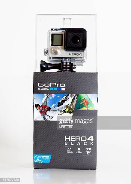 GoPro HERO 4 noir
