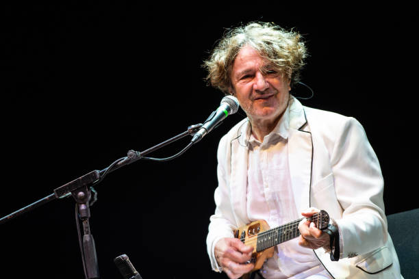 ITA: Goran Bregovic And The Wedding & Funeral Band Perform in Polla