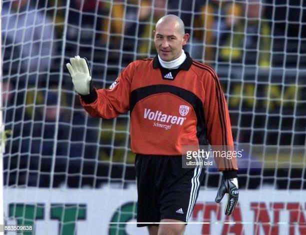 Goran Curko Torhüter des FußballZweitligisten SSV Reutlingen