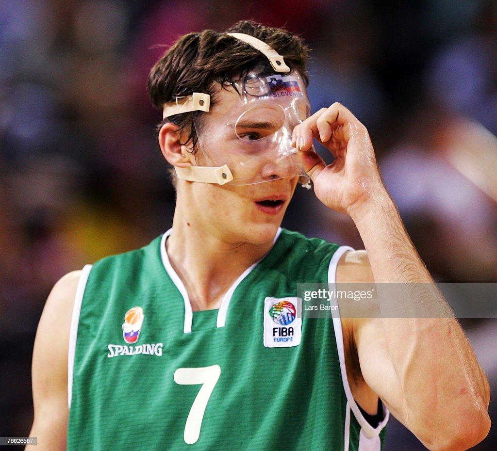 Turkey v Slovenia - EuroBasket 2007