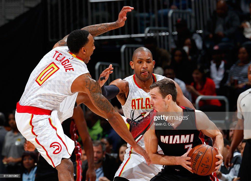 Miami Heat v Atlanta Hawks : News Photo