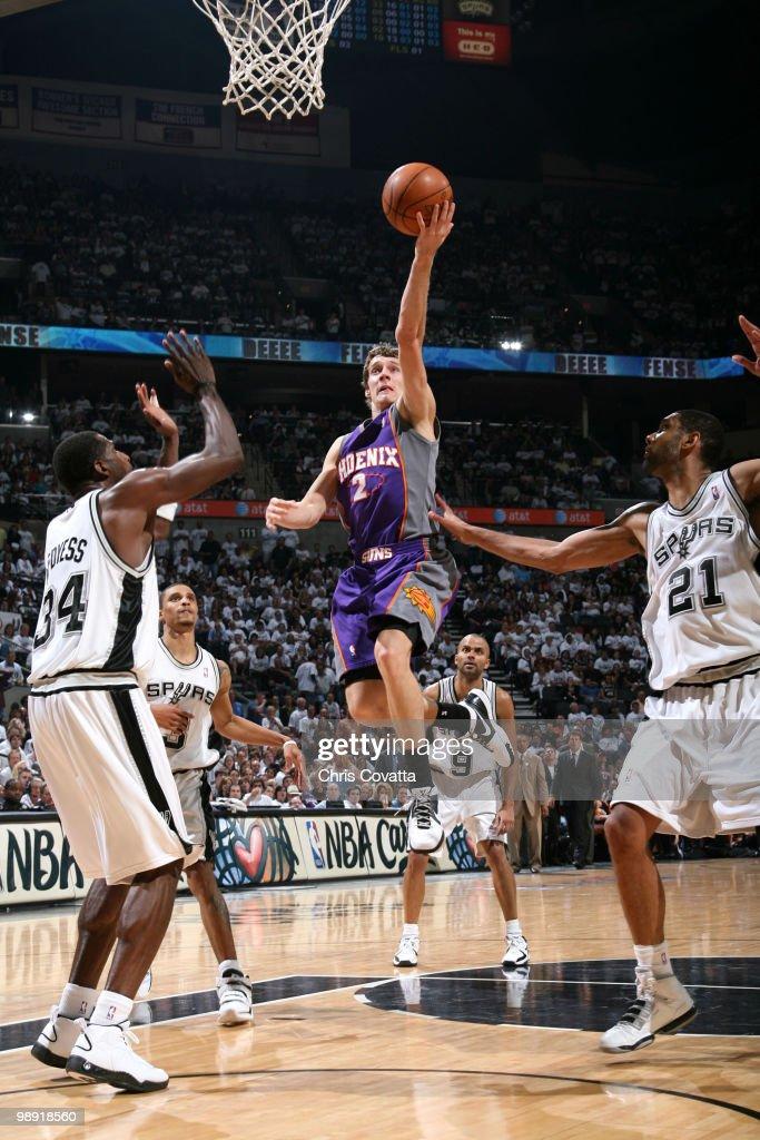 Phoenix Suns v San Antonio Spurs, Game 3