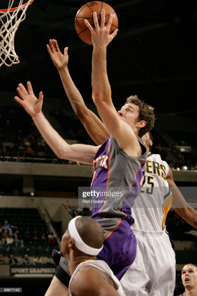 Phoenix Suns v Indiana Pacers : News Photo