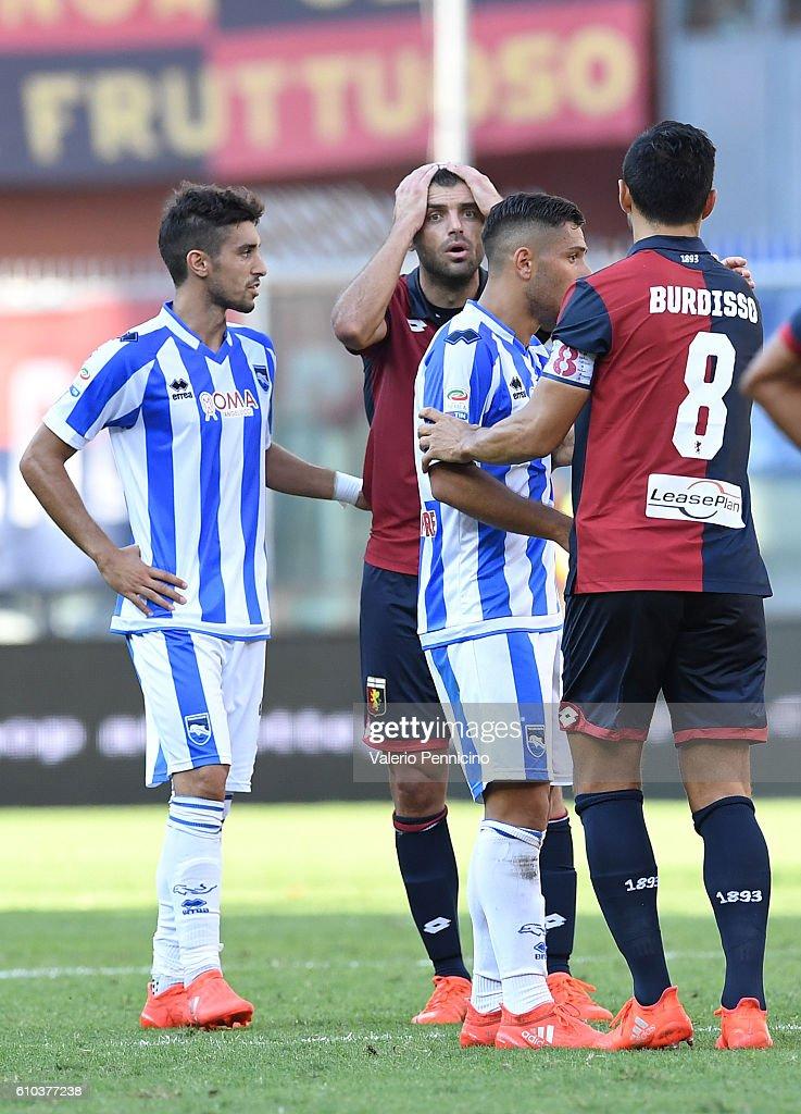 Genoa CFC v Pescara Calcio - Serie A