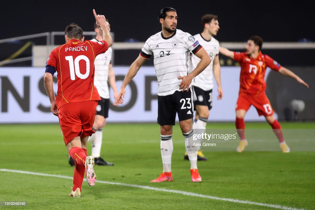 Germany v North Macedonia - FIFA World Cup 2022 Qatar Qualifier : News Photo