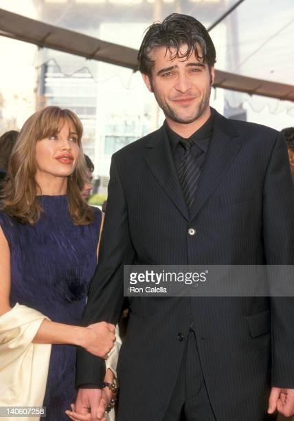 Goran Visnjic and Ivana Vrdoljak at the 2nd Annual TV Guide Awards, 20th Century Fox Studios, Century City.