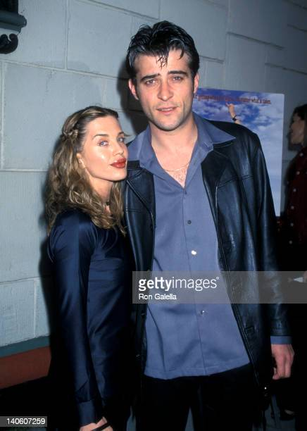 Goran Visnjic and Ivana Vrdoljak at the Premiere of 'Committed' Mann Festival Theatre Westwood