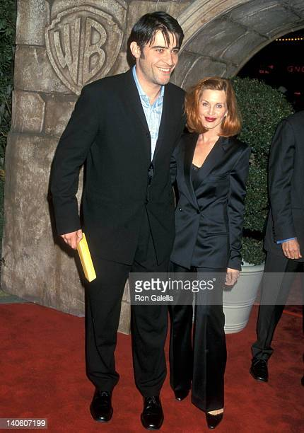 Goran Visnjic and Ivana Vrdoljak at the Premiere of 'Harry Potter & the Sorcerer's Stone', Mann Village Theatre, Westwood.