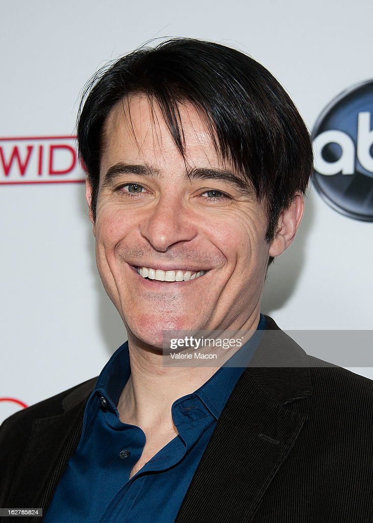 Goran Visnjic attends ABC's 'Red Widow' Red Carpet Event at Romanov Restaurant Lounge on February 26, 2013 in Studio City, California.