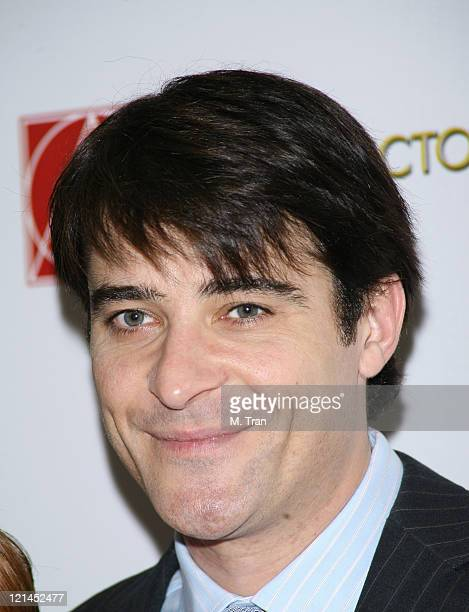 Goran Visnjic during 11th Annual Art Directors Guild Awards Arrivals at Beverly Hilton Hotel in Beverly Hills California United States