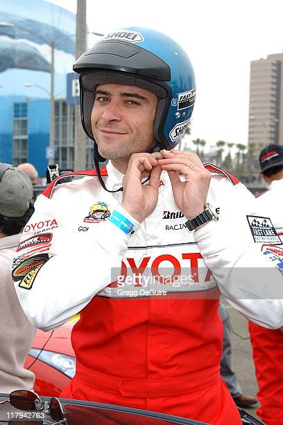 Goran Visnjic during 26th Annual Toyota Pro/Celebrity Race Press Day at Streets of Long Beach in Long Beach California United States