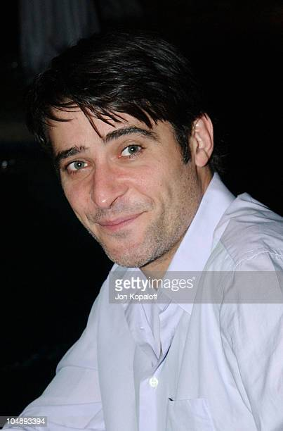 Goran Visnjic during Endeavor PreParty Celebrating the 2003 Emmy Awards at Private Residence in Beverly Hills California United States