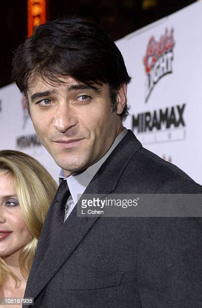 Goran Visnjic during Kill Bill Vol 1 Premiere Red Carpet at Grauman's Chinese Theater in Hollywood California United States