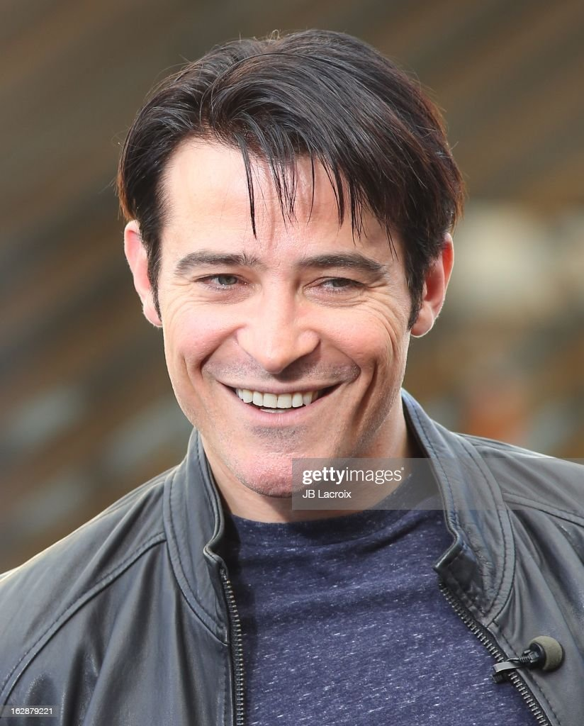 Goran Visnjic is seen at The Grove on February 28, 2013 in Los Angeles, California.