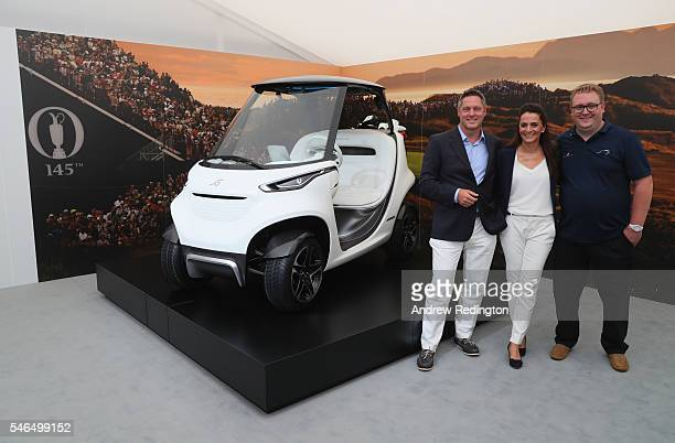 Gorden Wagener Vice President Design Daimler AG Susanne Hahn Director Daimler Business Innovation and Anders Lynge Cofounder and Creative Director...