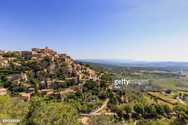Gordes - 'Plus beaux villages de France' - one of the most beautiful villages of France (Vaucluse/ Provence-Alpes-Cote d'Azur - France)