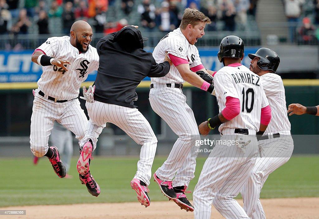 Cincinnati Reds v Chicago White Sox : News Photo