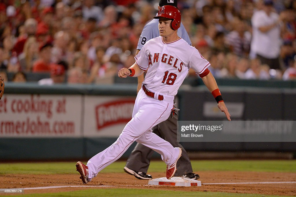 Miami Marlins vs Los Angeles Angels of Anaheim : News Photo