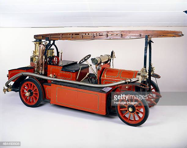 Gordon Brillié fire engine This vehicle has had a long and varied life It was originally a sevenseater touring car running on pneumatic tyres Later...