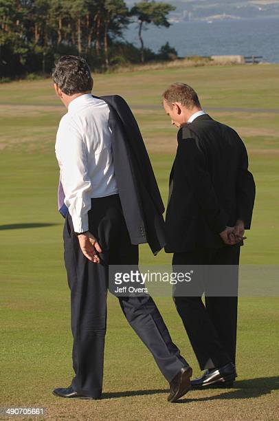 Gordon Brown interviewed by Andrew Marr on BBC current affairs programme Sunday AM 10th Sept 2006