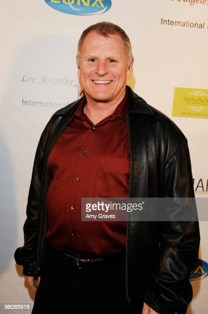 Gordon Clapp attends the Los Angeles Women's International Film Festival Opening Night Gala at Libertine on March 26 2010 in Los Angeles California