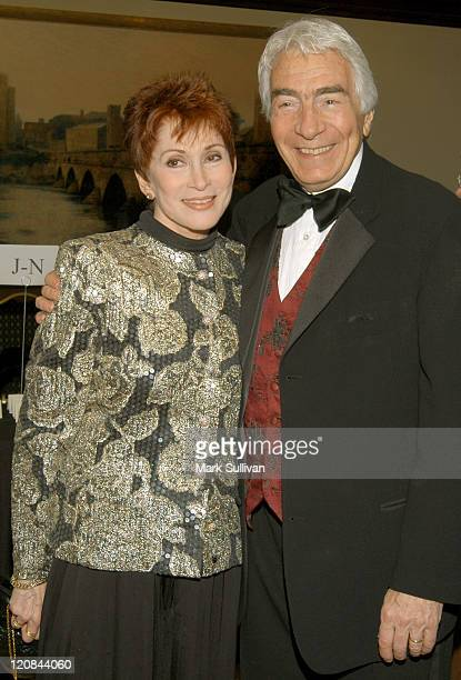 Gordon Davidson and wife Judy during Center Theater Group Affiliates Angels' Night Gala Birthday Celebration for Gordon Davidson and Charity Auction...