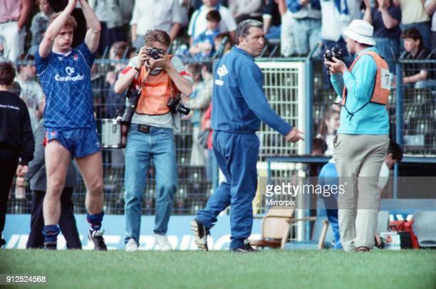Gordon Durie. Chelsea 1 -0 Middlesbrough, 1988 Football League Second Division play-off Final, held at Stamford Bridge, 28th May 1988.